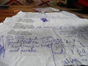 lyricsseite